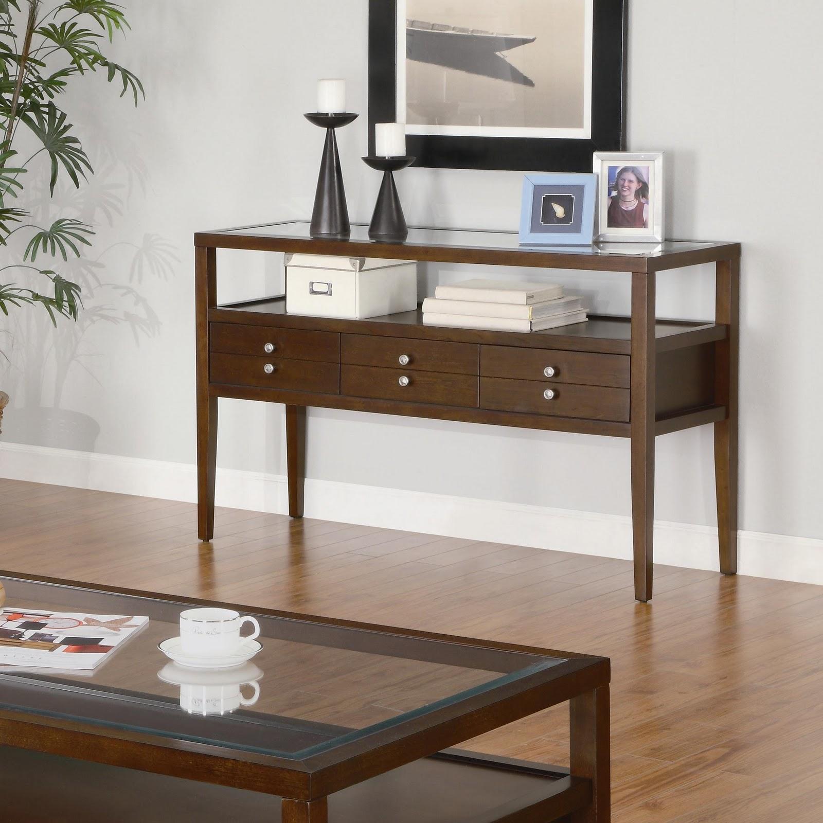 BEST HOME DECORATORS Sofa Tables