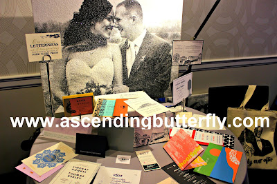 Wedding Salon Bridal Tradeshow/Expo, New York City, Diamond Dust Potraits, Park Slope Press