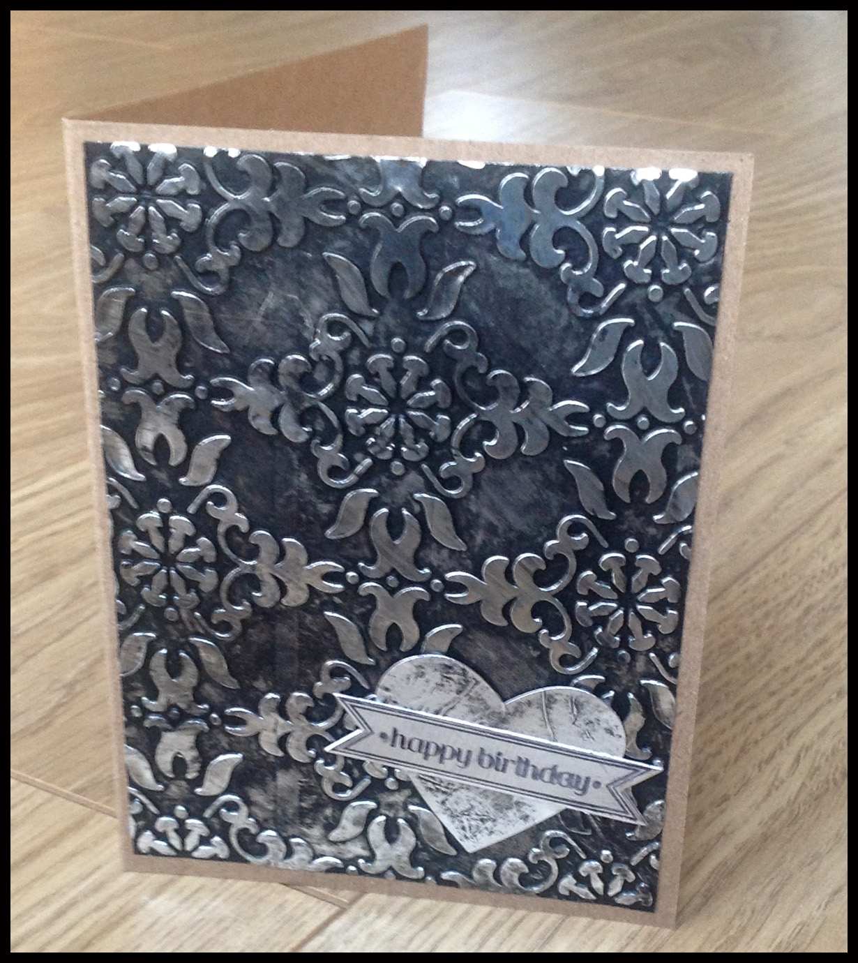 how to make embossed effect indesign