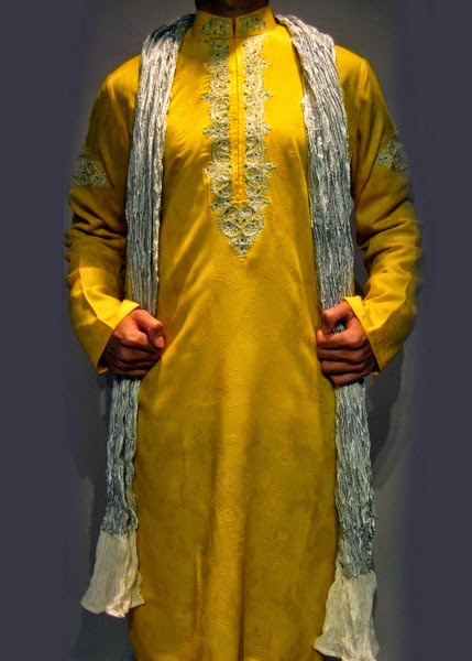 Menswear Wedding Kurta