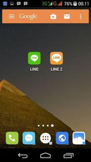 Line-Mod-Messenger-Clone-Apk
