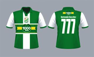 Oriente Petrolero - Camiseta de los 1.000 Días Clásico Cruceño - DaleOoo.com web del Club Oriente Petrolero