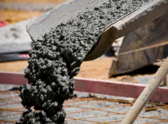 tipos de cemento en la construcción