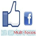 Pop-up de curtir no Facebook
