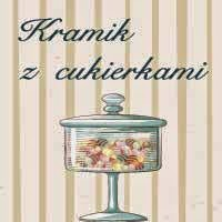 kramik z cukierkami