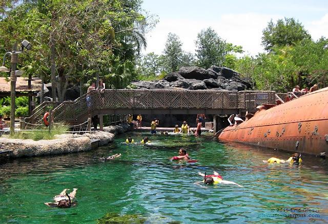 Disney Typhoon Lagoon Parque Tubarao