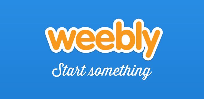Weebly, crea tu propia página web gratis