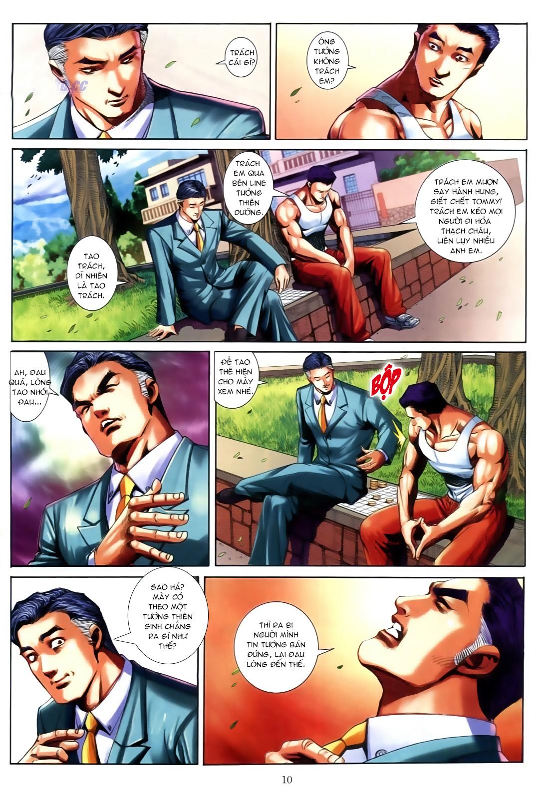 Người Trong Giang Hồ Chap 604 - Truyen.Chap.VN