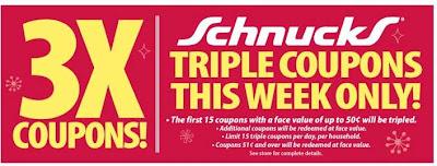 Weekly coupon deals schnucks