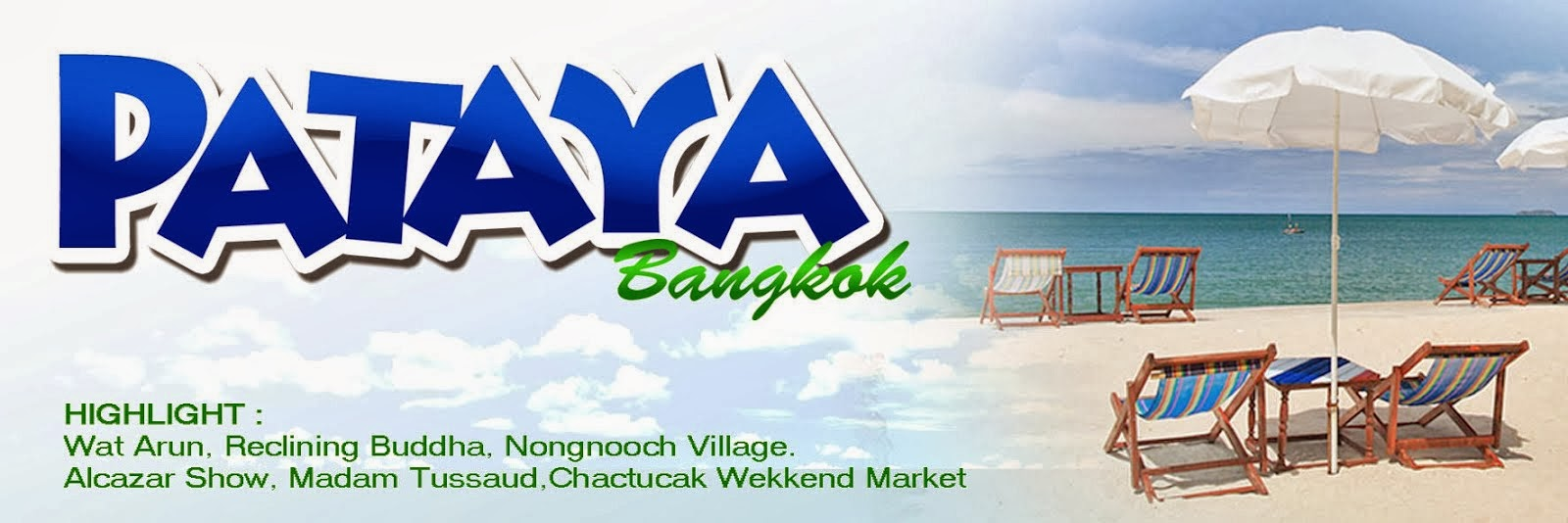 Paket Tour Murah Bangkok 2014
