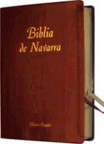 La Biblia en español: La Biblia de Navarra
