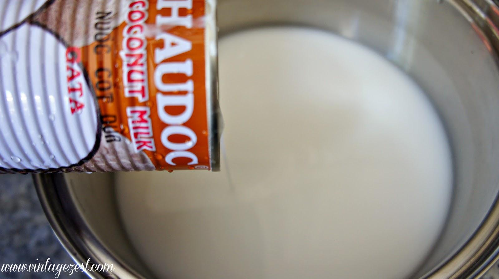 Как сделать кокосовое молоко в домашних условиях - ХаУ? - QIP 57