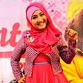 Foto 3: Fatin Saat Launching Album Perdana For You