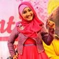 Foto 3: Fatin Saat Launching Album Perdana For You