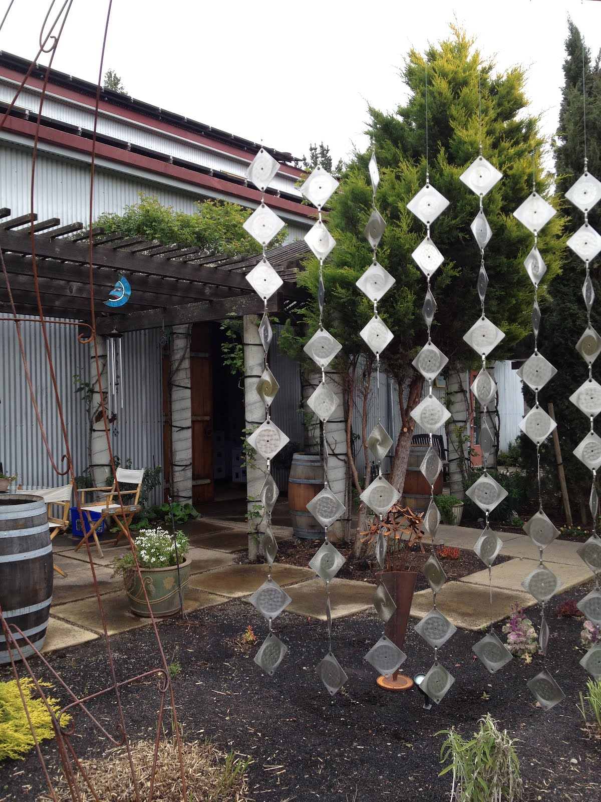 HAGAFEN CELLARS WINERY of NAPA VALLEY & Malka Out Of The Closet: HAGAFEN CELLARS WINERY - NAPA CALIFORNIA
