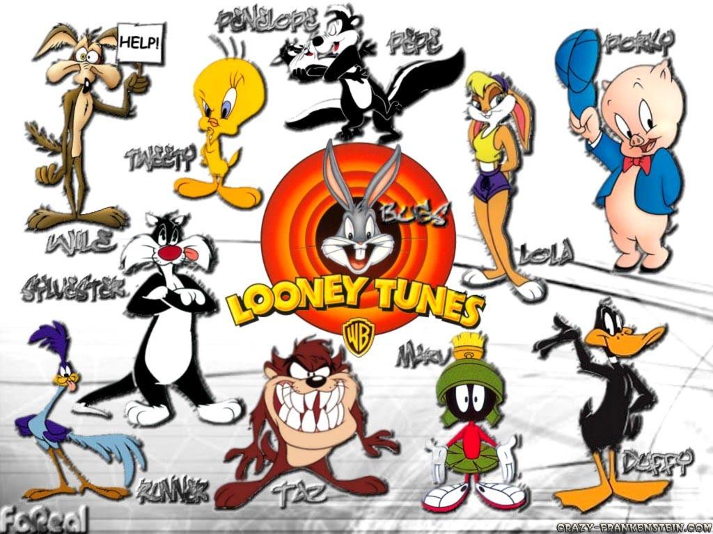animated looney tunes po