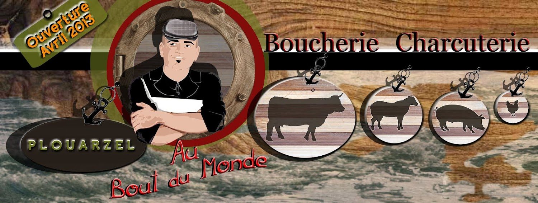 """Boucherie - Charcuterie """"Au Bout du Monde"""""""
