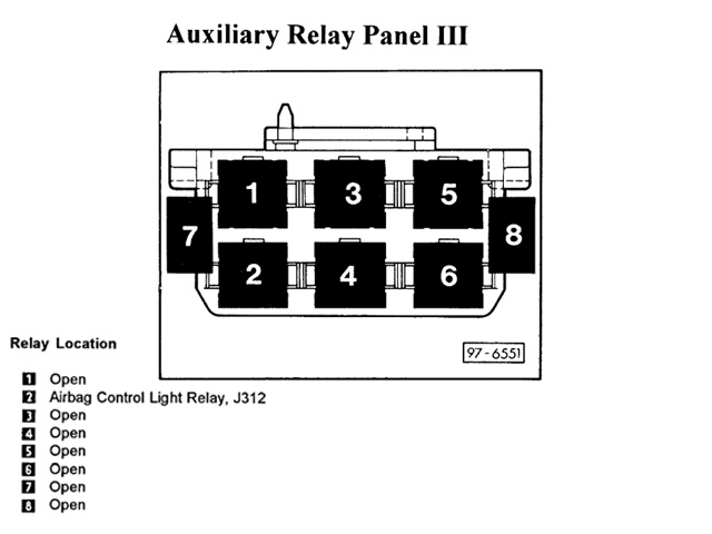 Audi A6 Allroad Fuse Box Diagram : Justboring audi c a fuse relay locations and
