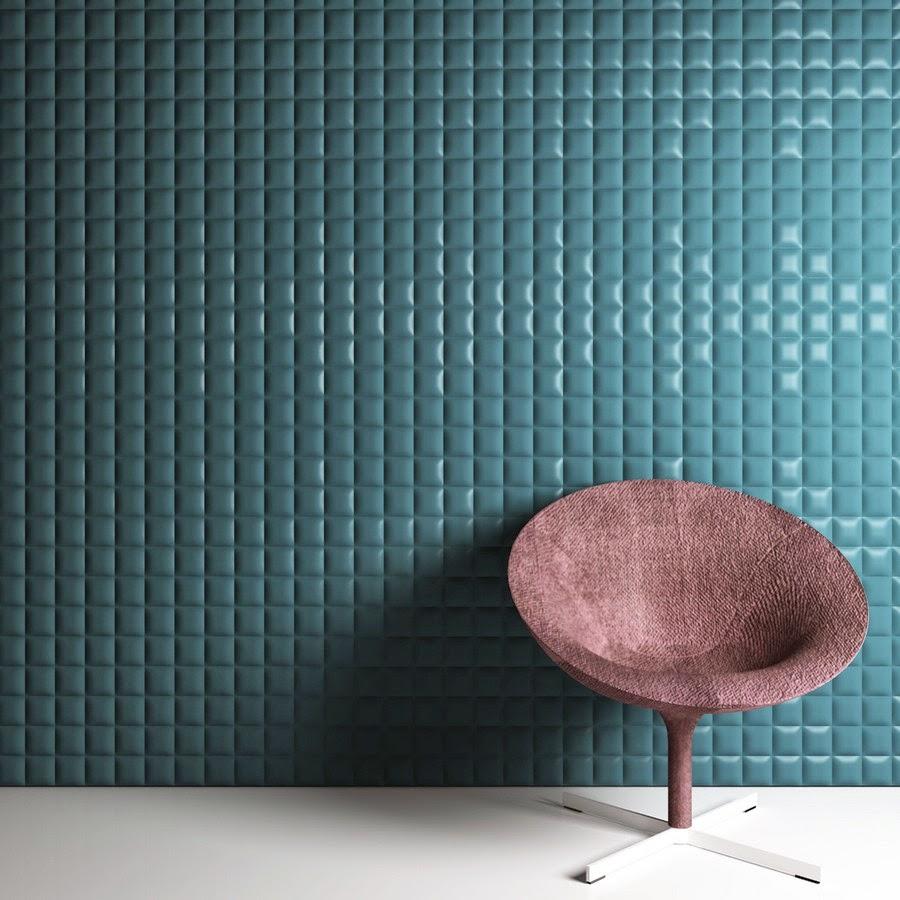 Minimalist Tile Floor Designs 3D
