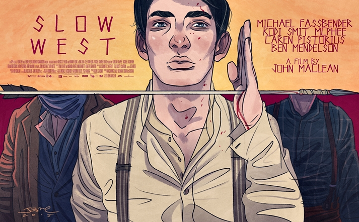 Slow West, por Jaime Posadas ©