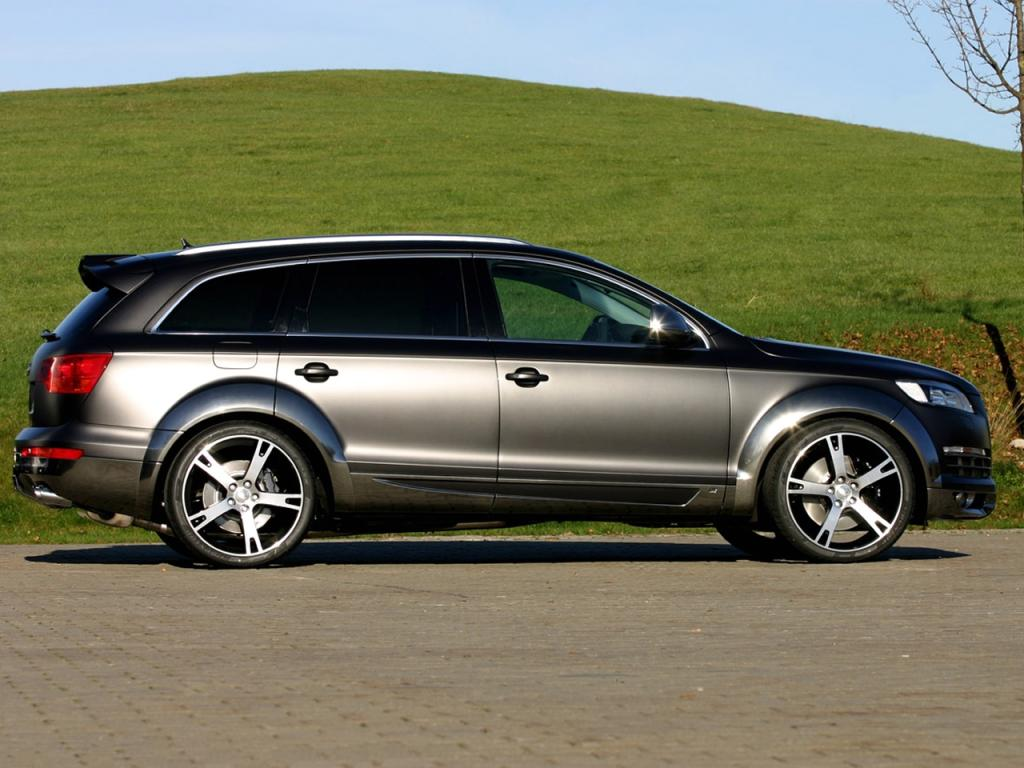 All Types Of Car Wallpapers 2006 ABT Audi Q7