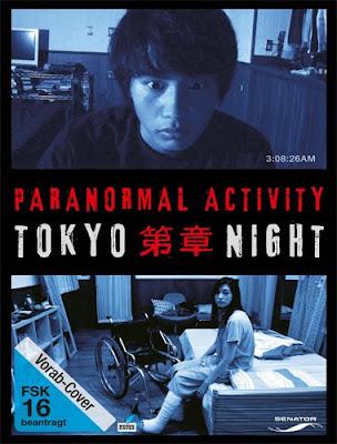 Ver Paranormal Activity Tokyo Night Película (2010)