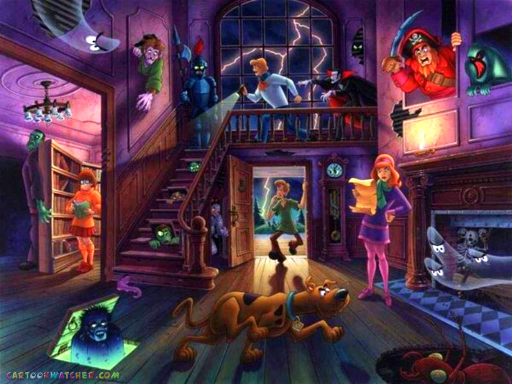 Full Picture Scooby Doo