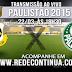 São Bernardo x Palmeiras - Paulistão - 18h30 - 22/03/15