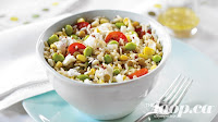 health master recipes, health, master, recipes, Grain Salad,