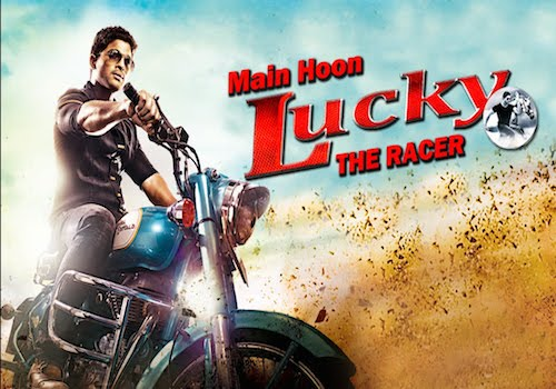 Main Hoon Lucky The Racer 2014 Hindi Dubbed HDRip 480p 400mb