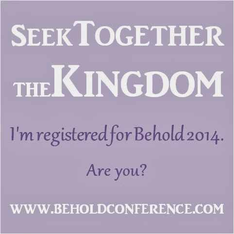 The Behold Conference 2014
