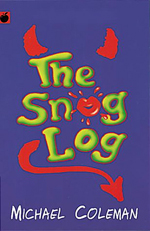 The Snog Log book cover