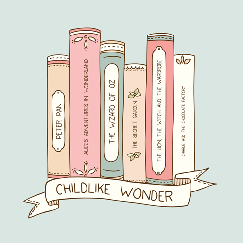 Emma Margaret Illustration Uppercase Colouring Book Childlike Wonder 2016