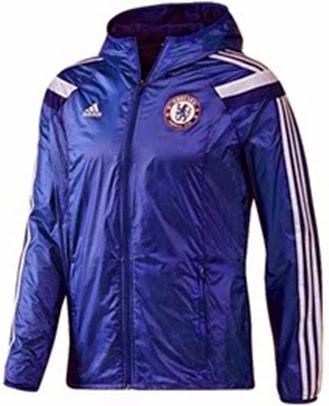 Anthem Jacket Chelsea Blue 2014