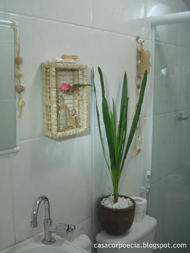 decoracao banheiro velho : decoracao banheiro velho:Com simples toques, meu banheiro ficou outro! – Casa Corpo e Cia.