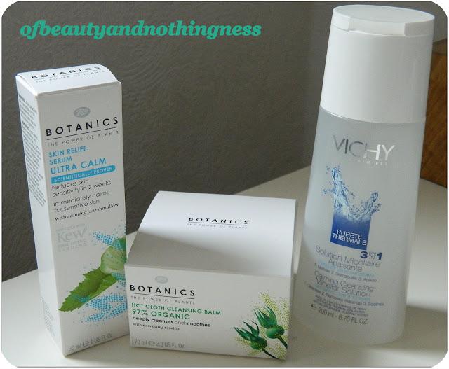 Boots Skincare Haul: Vichy & Boots Botanics