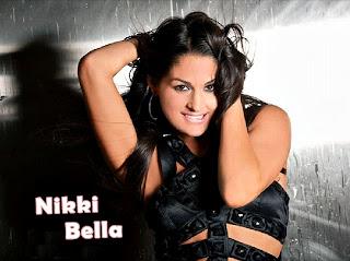 WWE Nikki Bella hd Wallpaper