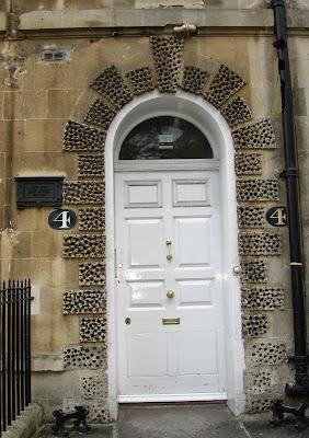 4 Sydney Place, Jane Austen, Bath, England