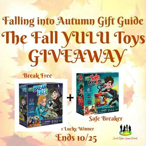 Fall Yulu Toys Giveaway
