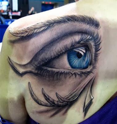 Tattoos de Olhos