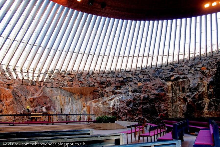 The Rock Church - Helsinki