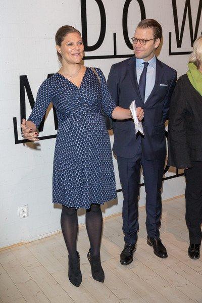 Princess Victoria And Prince Daniel Visited Varmland