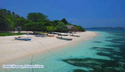 Pantai Likupang, Sulawesi Utara