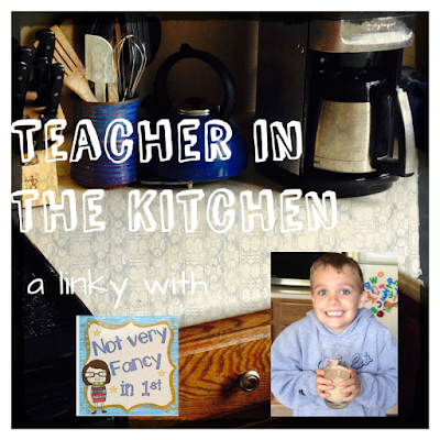 Teacher in the Kitchen--Peanut Butter Power Smoothie
