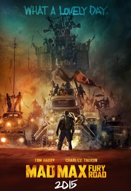 MAD MAX FURY ROAD movie review