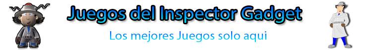 Juegos de Inspector Gadget - Juegos del Inspector Gadget
