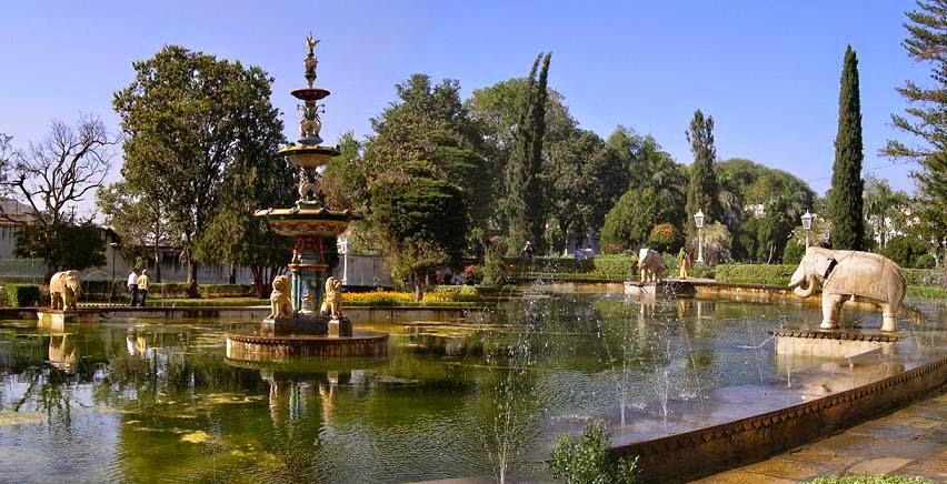 Sahelion ki Bari in Udaipur