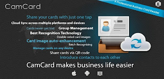 CamCard - Business Card Reader v3.2.0.20121214