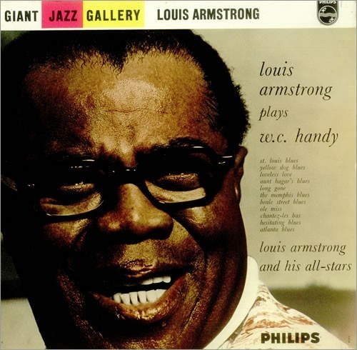 The Cover Project Louis Armstrong Louis Plays W C