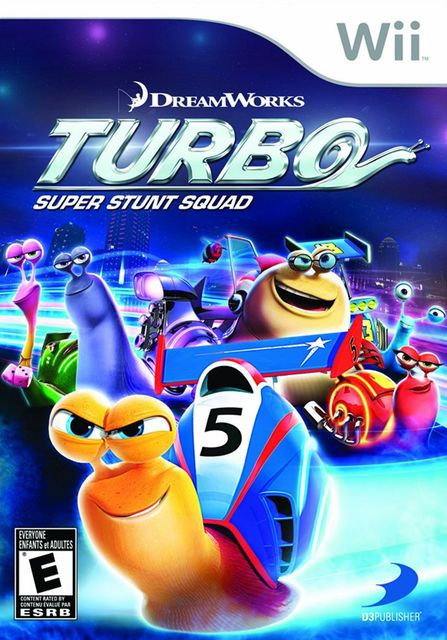 [Wii] WII Turbo : Super Stunt Squad Spa,Eng,Fre NTSC-U Primicia Julio 2013